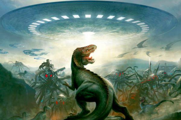 Доминион: динозавры против инопланетян